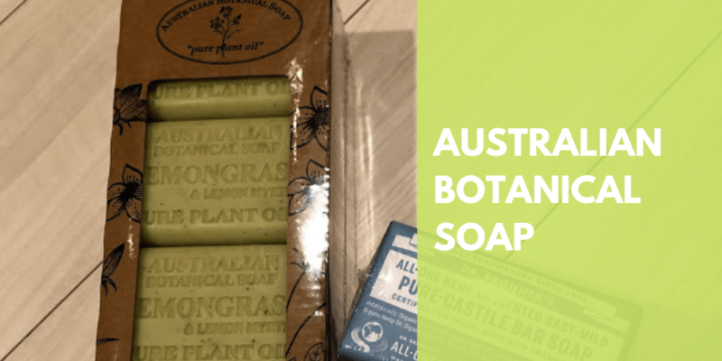 Australian Botanical Soap